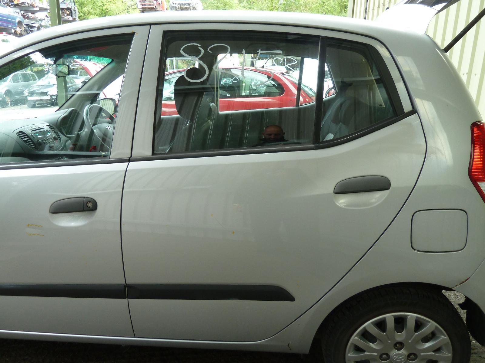 View Auto part L Rear Door HYUNDAI I10 2009