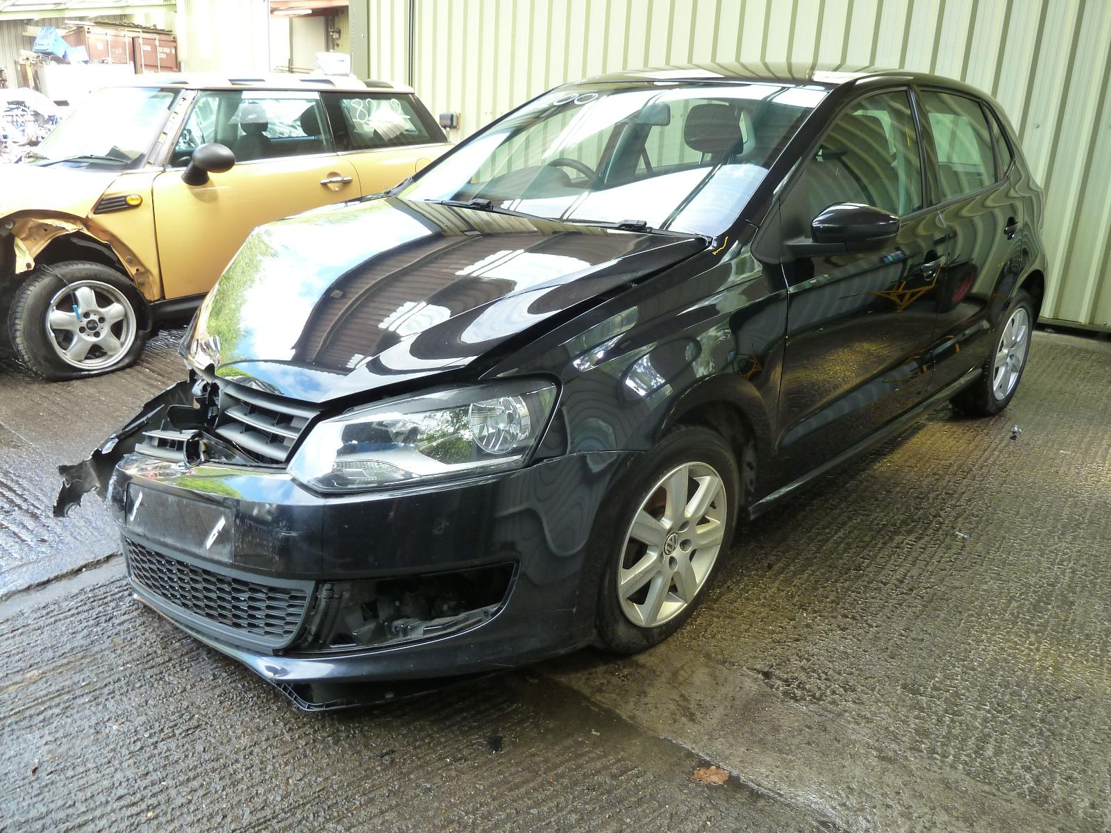 View Auto part Turbo Supercharger VOLKSWAGEN POLO 2010