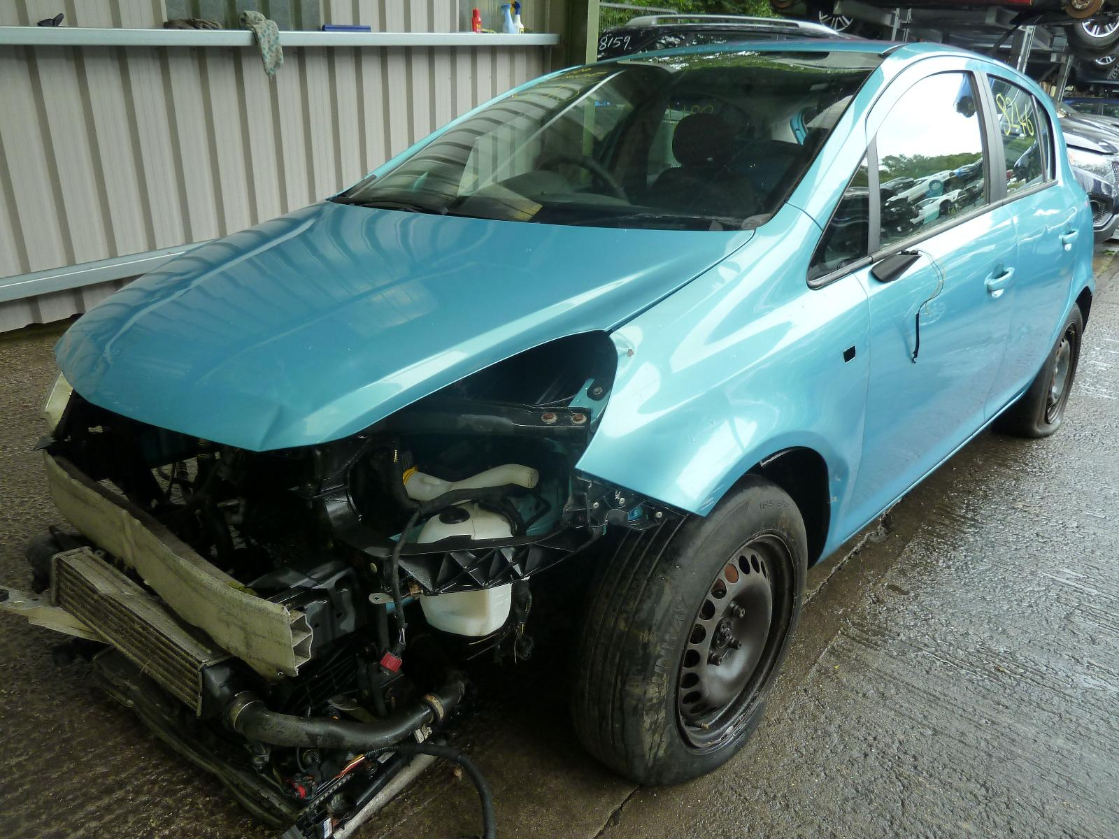 View Auto part Turbo Supercharger VAUXHALL CORSA 2012