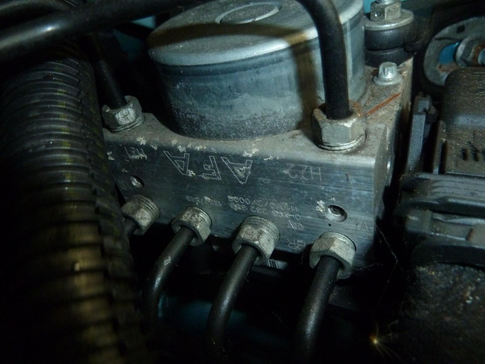 View Auto part ABS Pump/Modulator VAUXHALL CORSA 2012