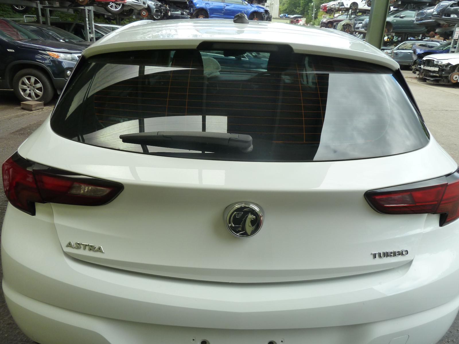 View Auto part Bootlid/Tailgate VAUXHALL ASTRA 2018