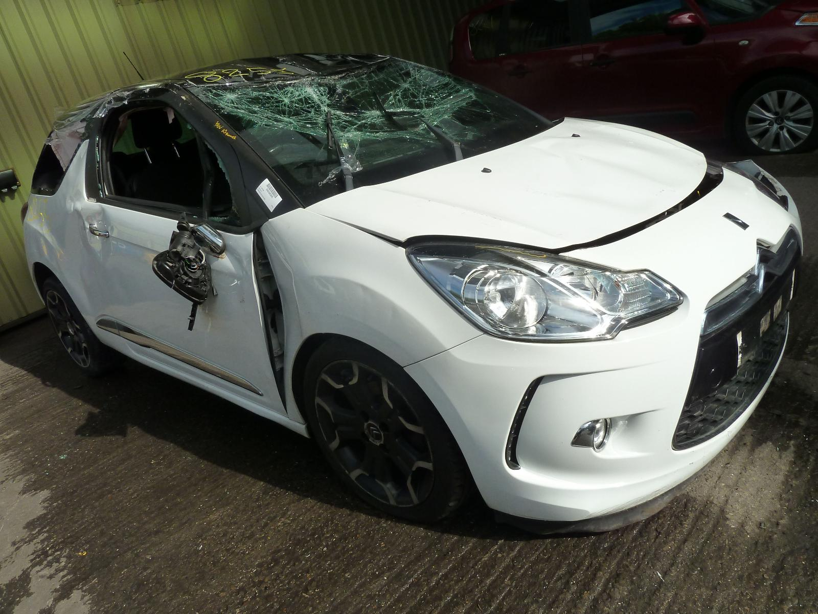 View Auto part Engine CITROEN DS3 2013