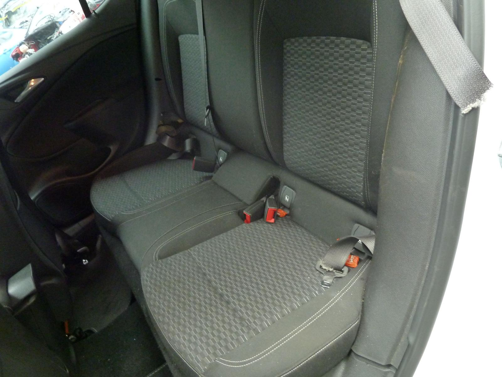 View Auto part 2nd Seat (Rear Seat) VAUXHALL ASTRA 2018