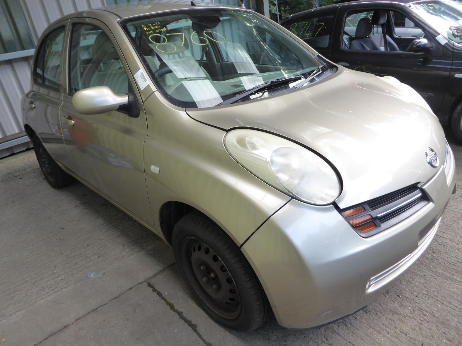 View Auto part Starter Motor NISSAN MICRA 2005