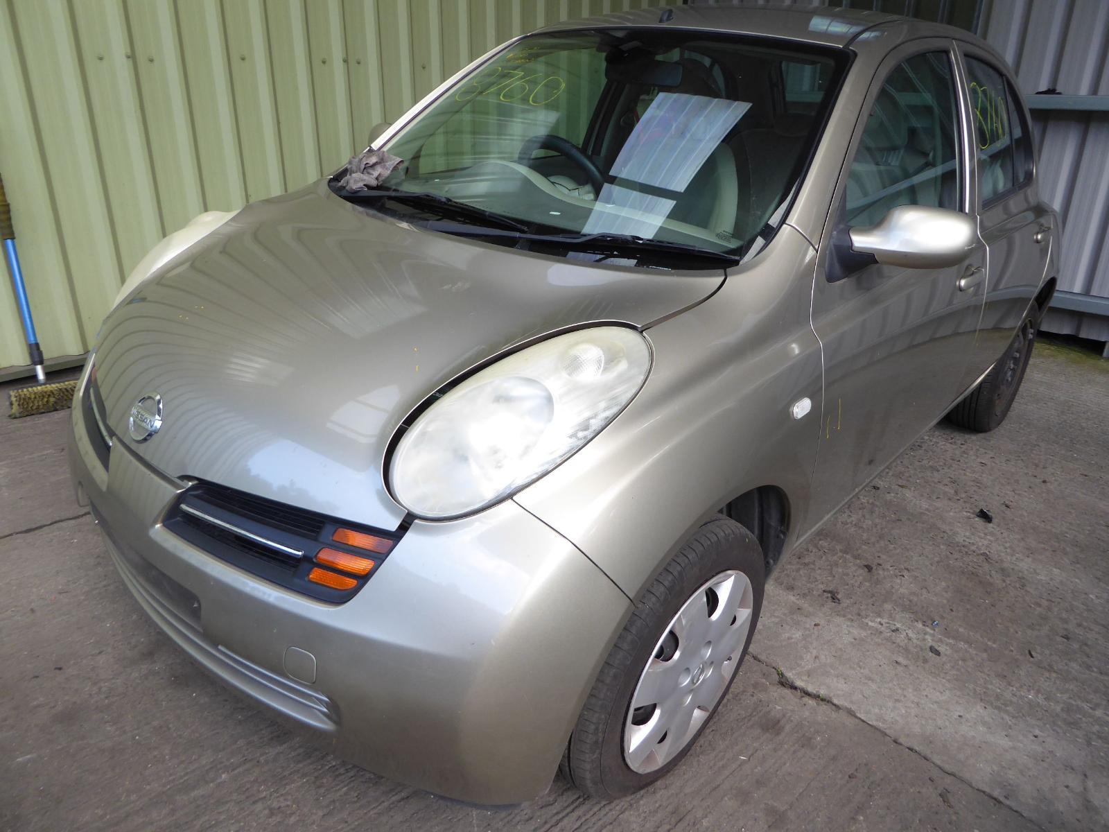View Auto part Left Driveshaft NISSAN MICRA 2005