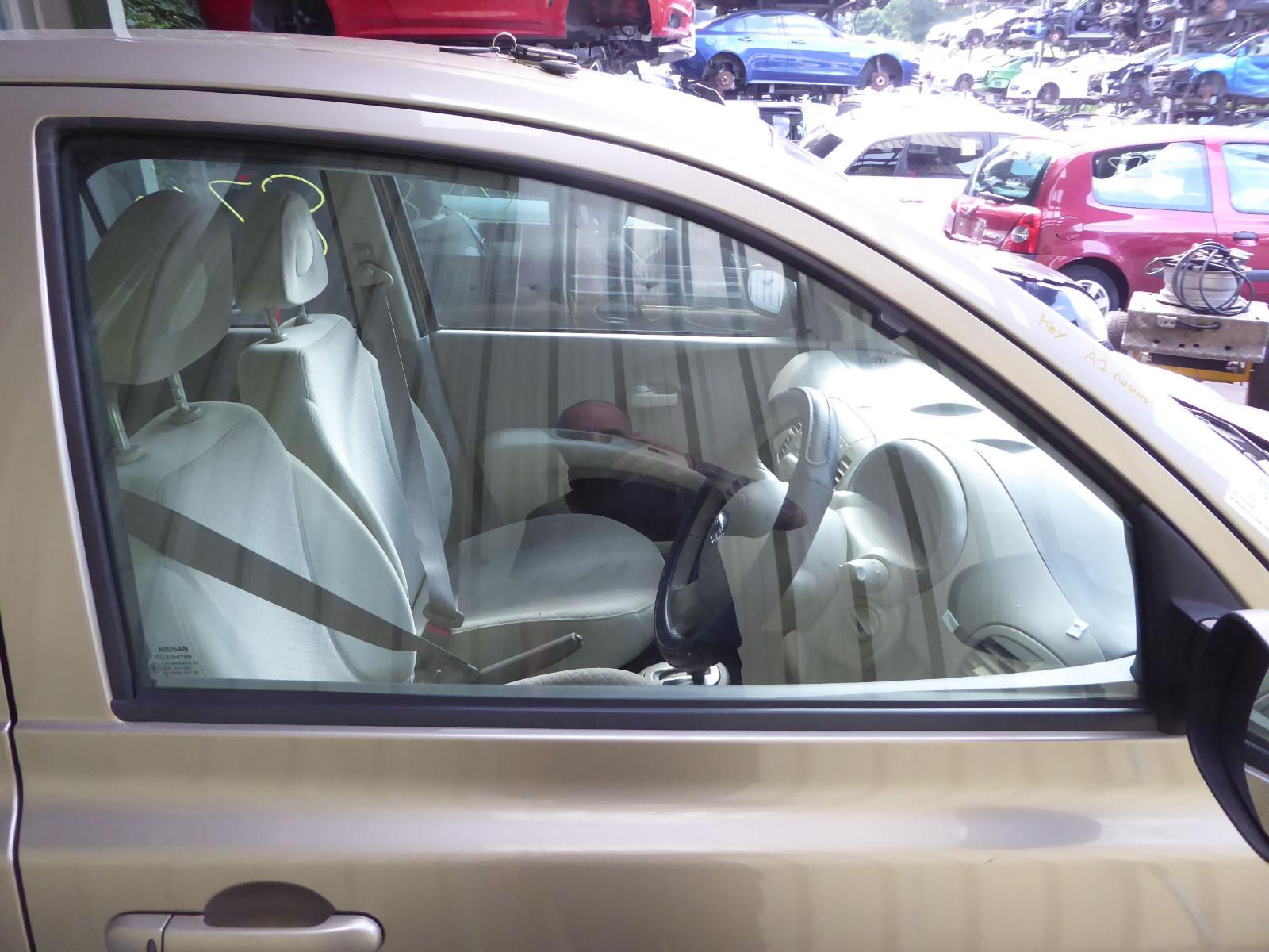 View Auto part RF Door Window NISSAN MICRA 2005