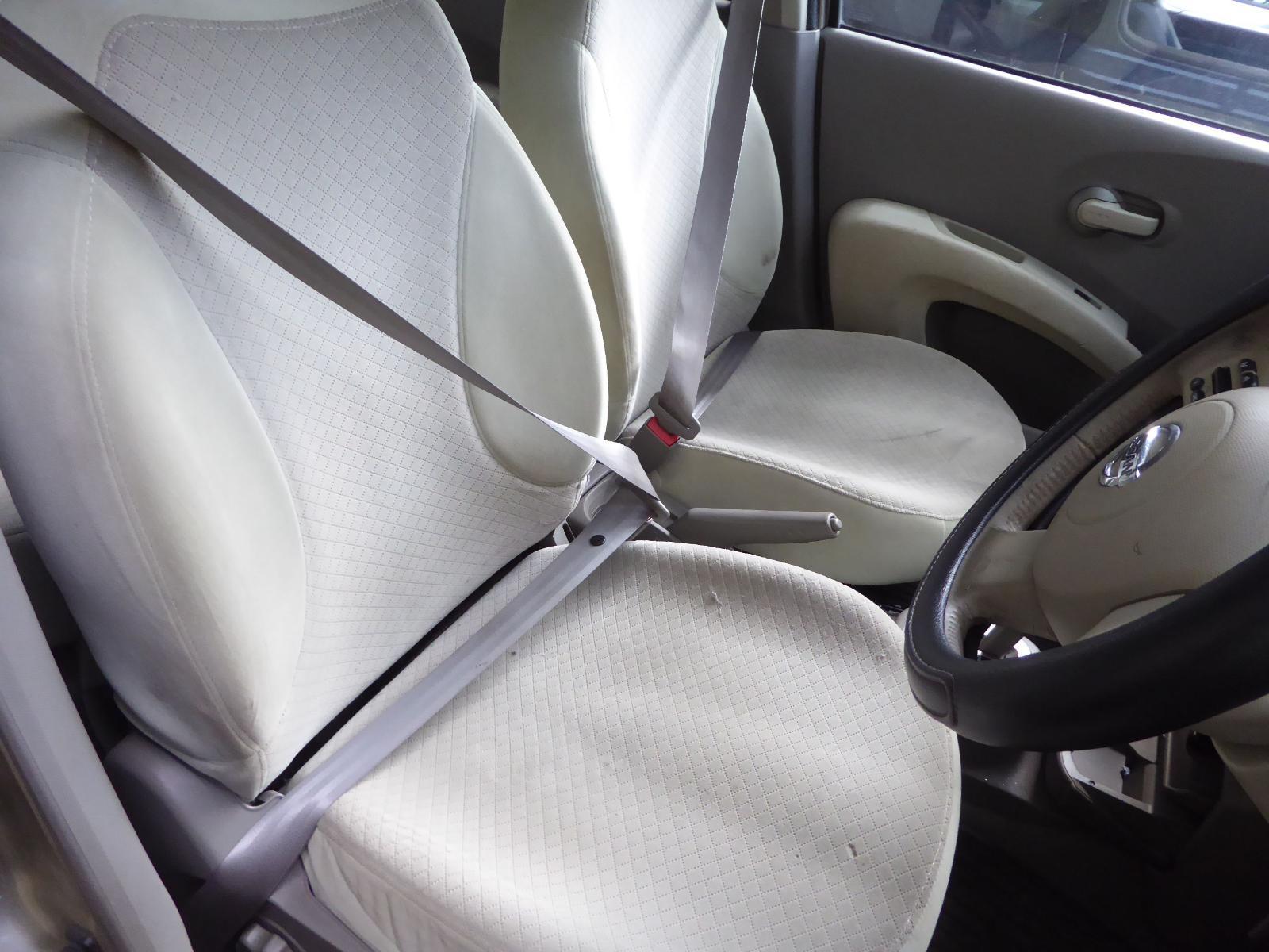 View Auto part Seat Belt NISSAN MICRA 2005