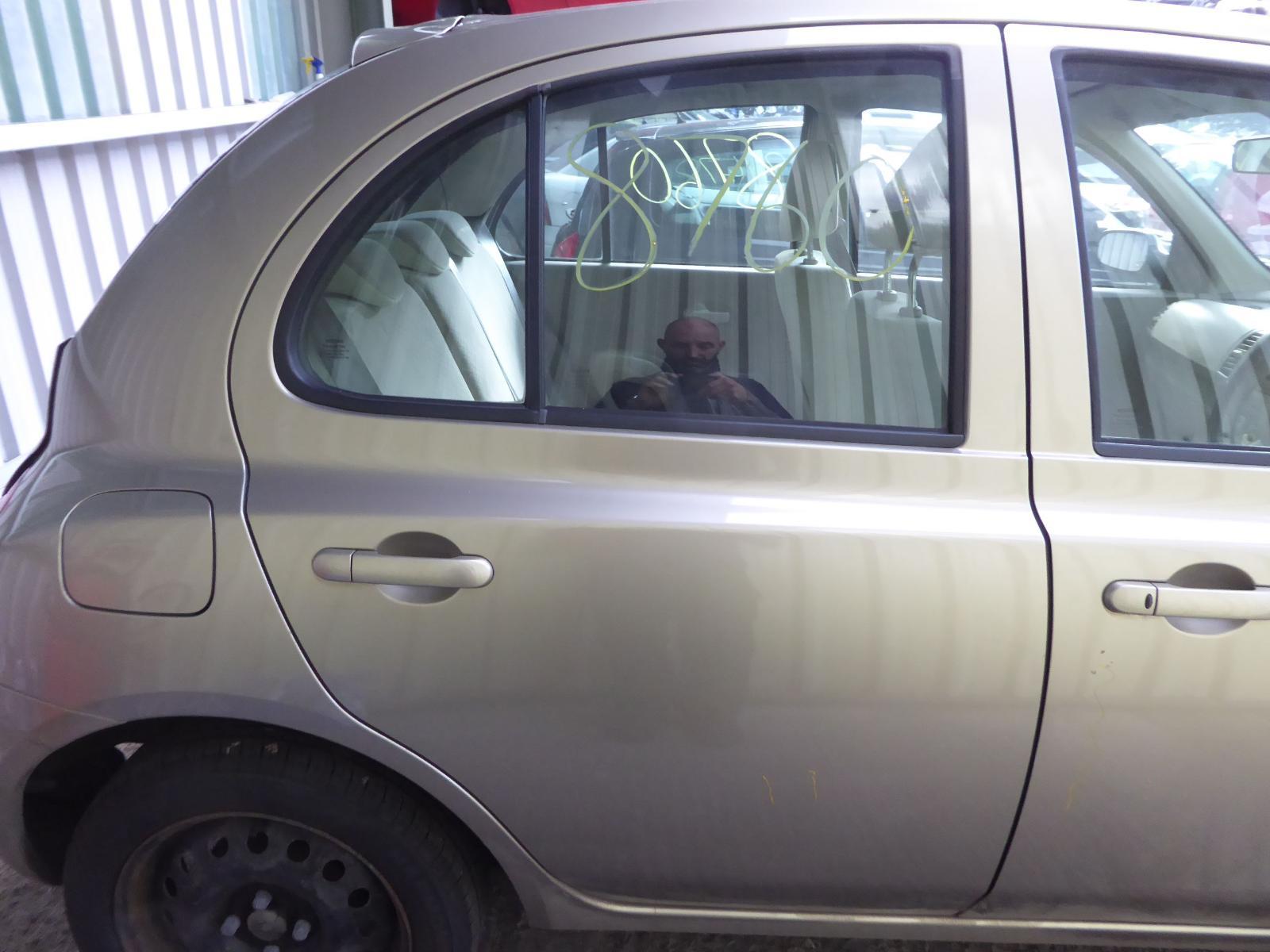 View Auto part R Rear Door NISSAN MICRA 2005
