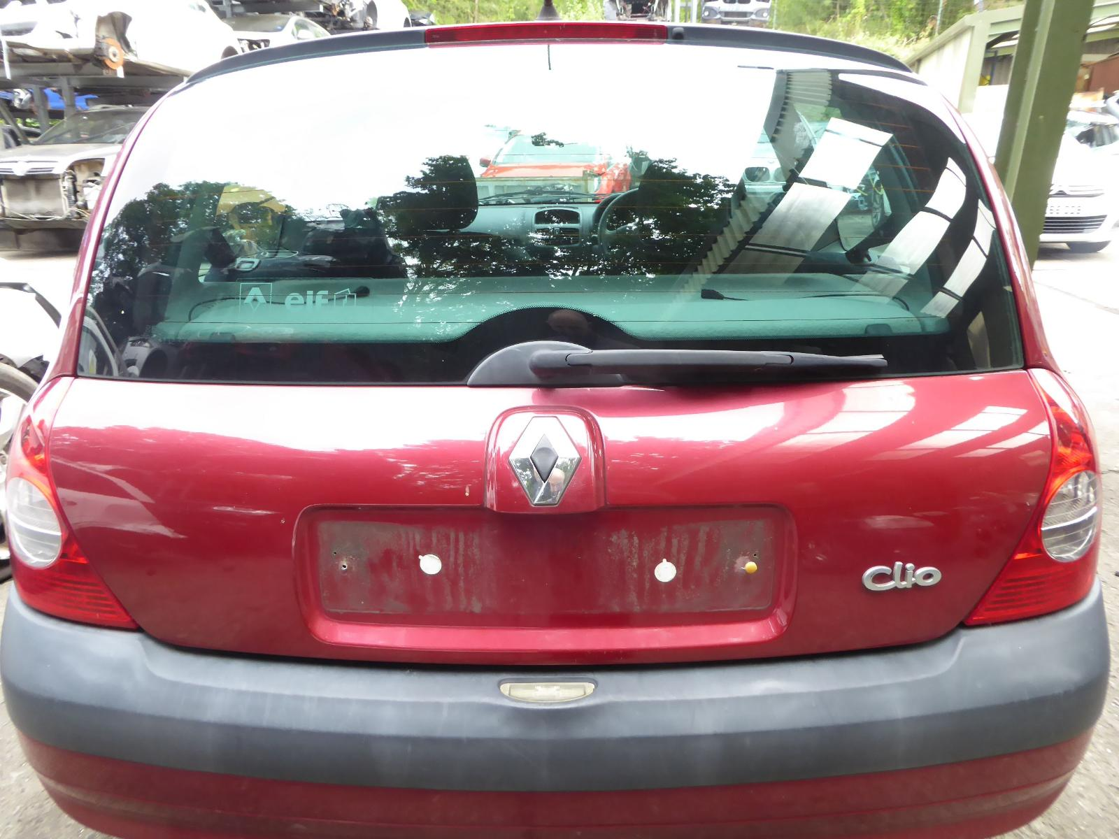 View Auto part Bootlid/Tailgate RENAULT CLIO 2003