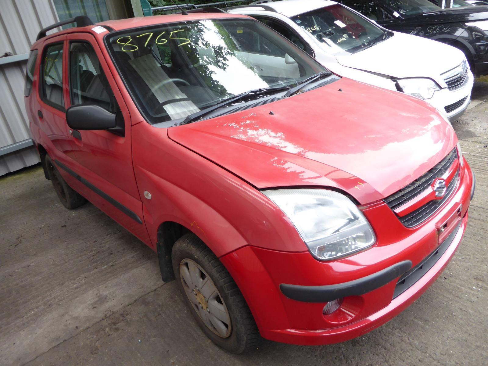View Auto part Starter Motor SUZUKI IGNIS 2003