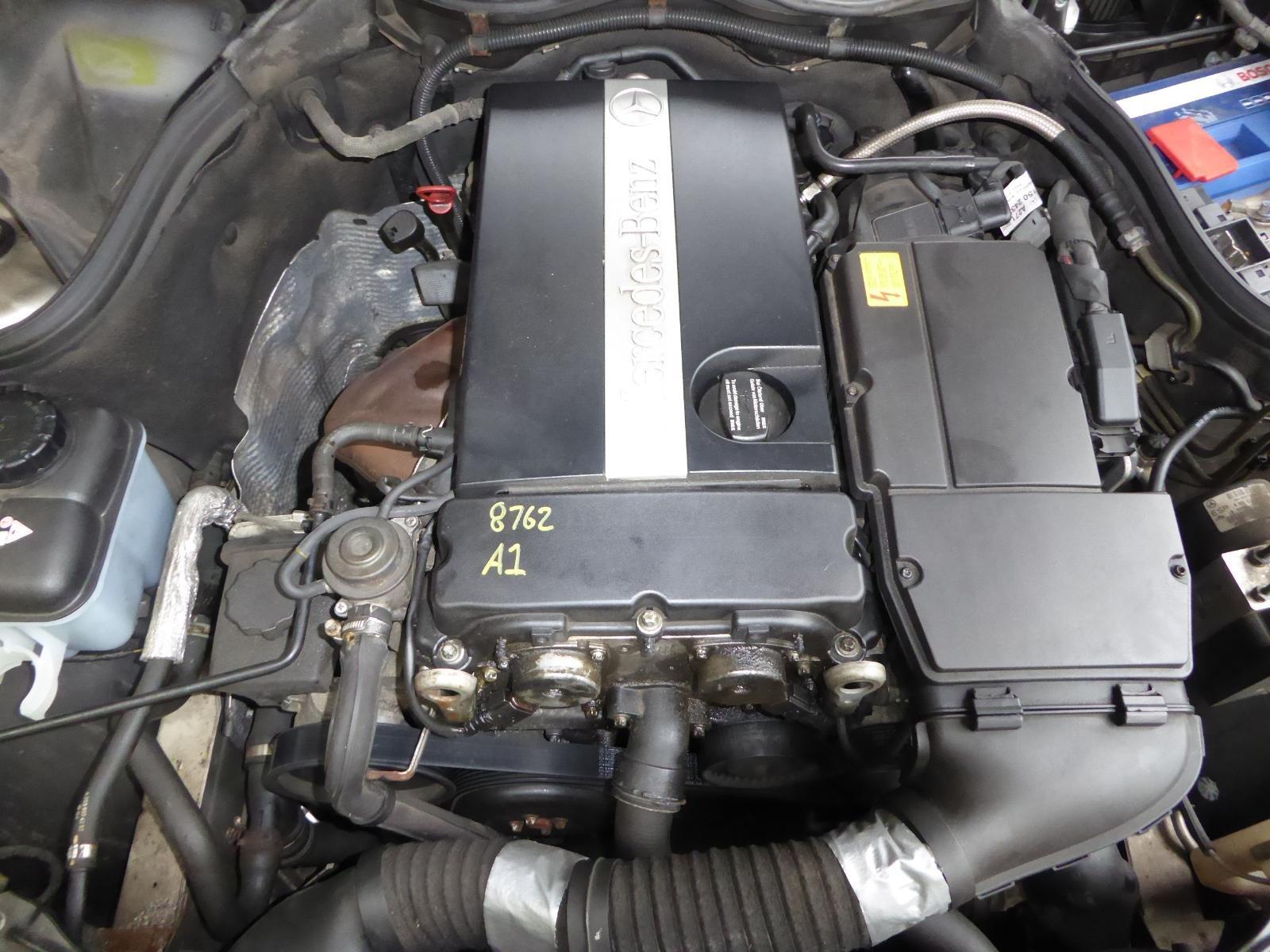 View Auto part Engine MERCEDES C CLASS 2005