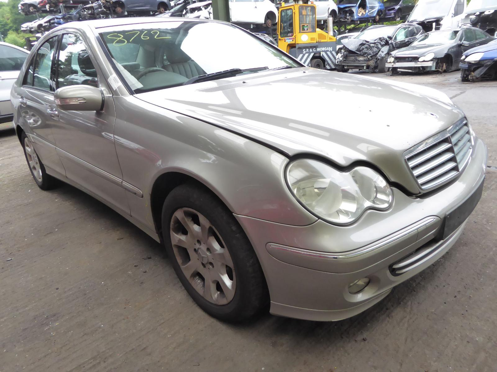 View Auto part Engine Cooling Motor MERCEDES C CLASS 2005