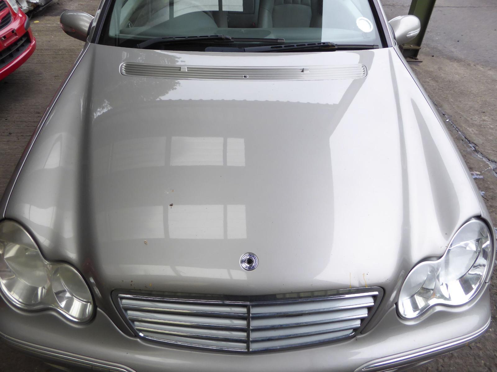 View Auto part Bonnet MERCEDES C CLASS 2005