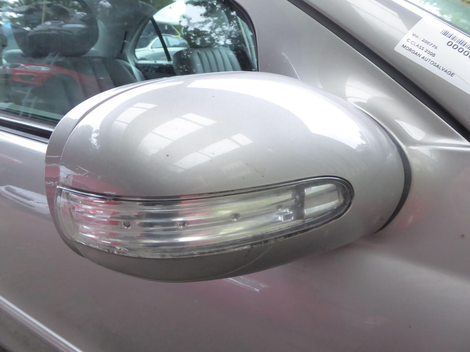View Auto part R Door Mirror MERCEDES C CLASS 2005