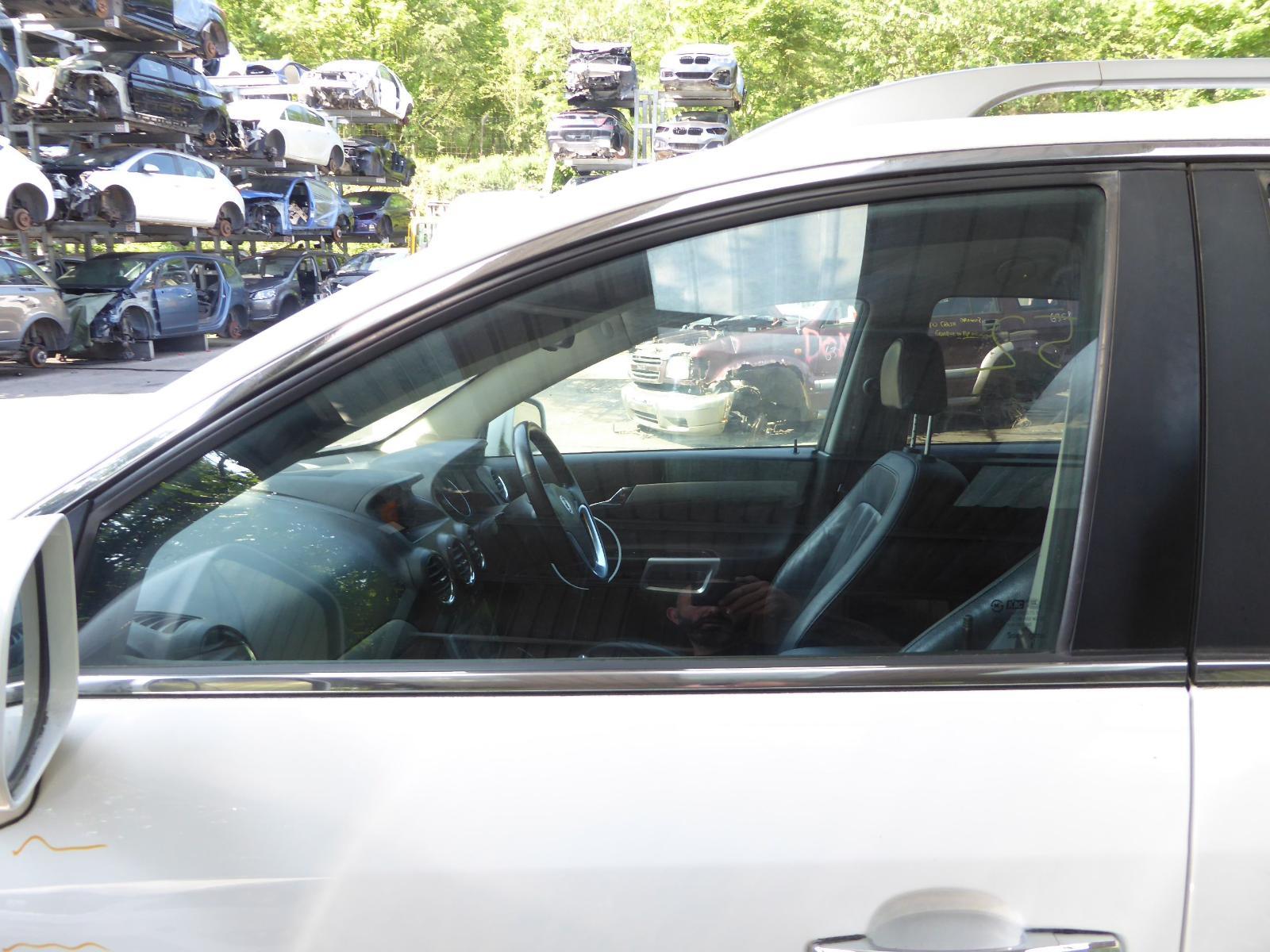 View Auto part LF Door Window VAUXHALL ANTARA 2012