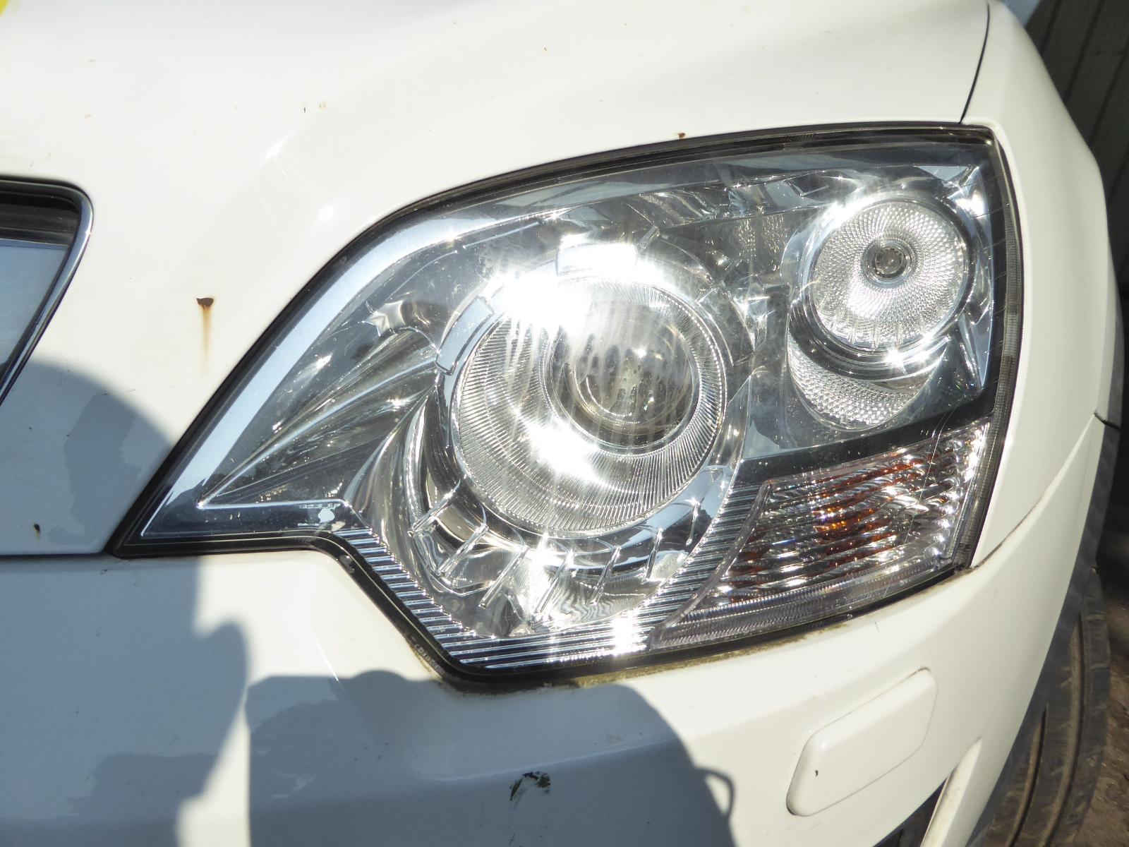 View Auto part L Headlamp VAUXHALL ANTARA 2012