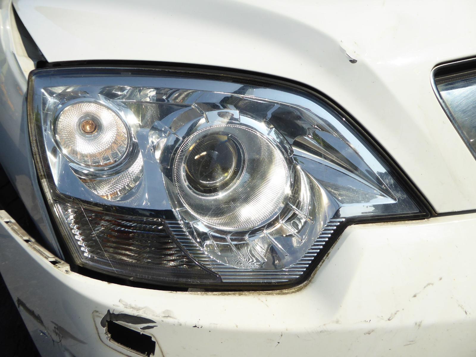 View Auto part R Headlamp VAUXHALL ANTARA 2012