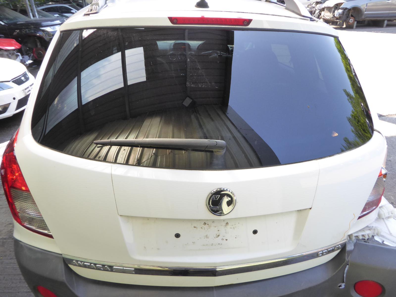 View Auto part Bootlid/Tailgate VAUXHALL ANTARA 2012
