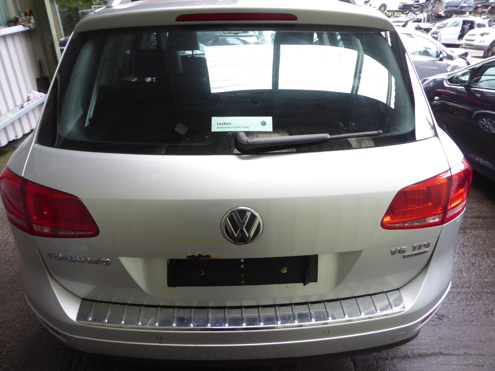 View Auto part Wiper Motor Rear VOLKSWAGEN TOUAREG 2012