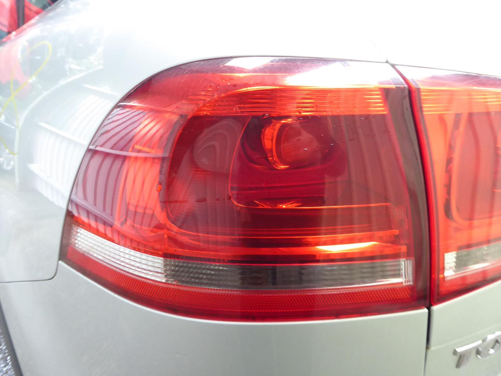 View Auto part L Taillight VOLKSWAGEN TOUAREG 2012