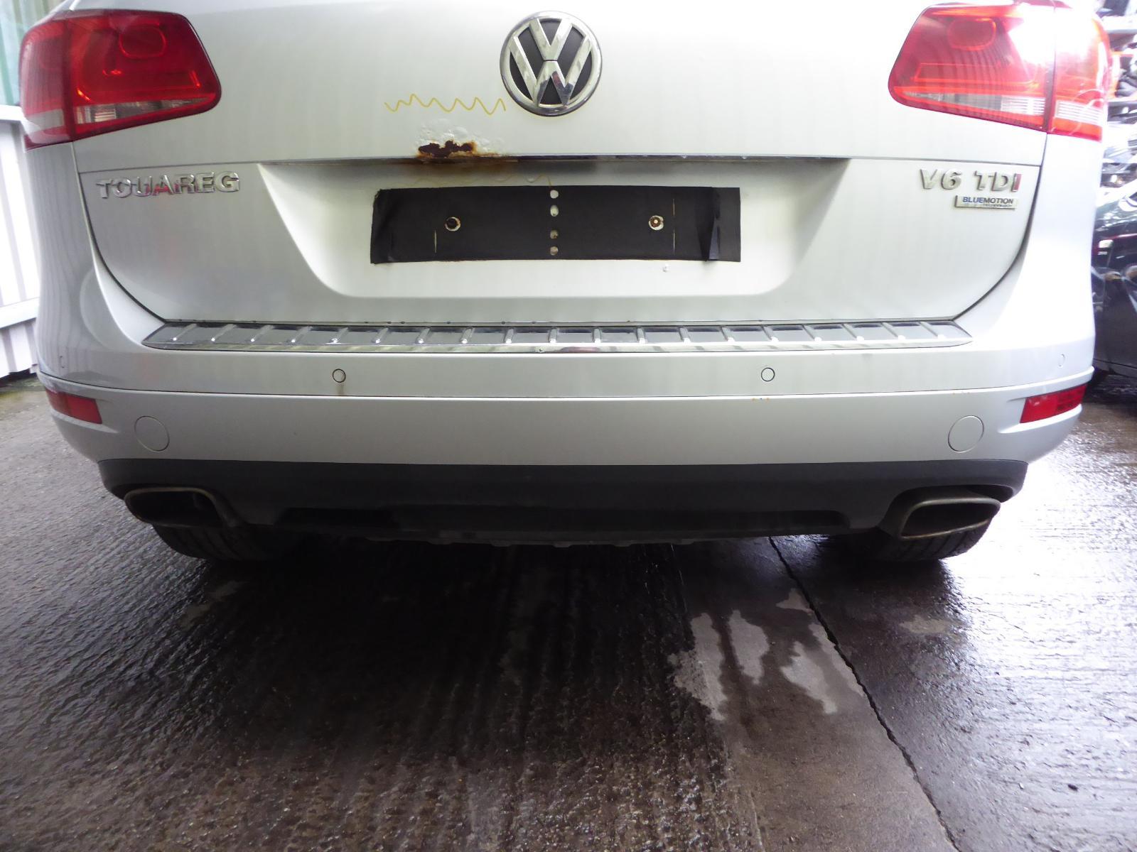 View Auto part Rear Bumper VOLKSWAGEN TOUAREG 2012