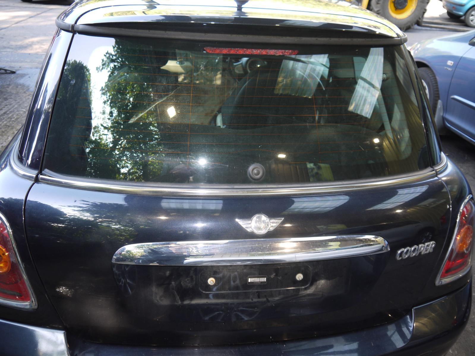 View Auto part Bootlid/Tailgate MINI (BMW) MINI 2007