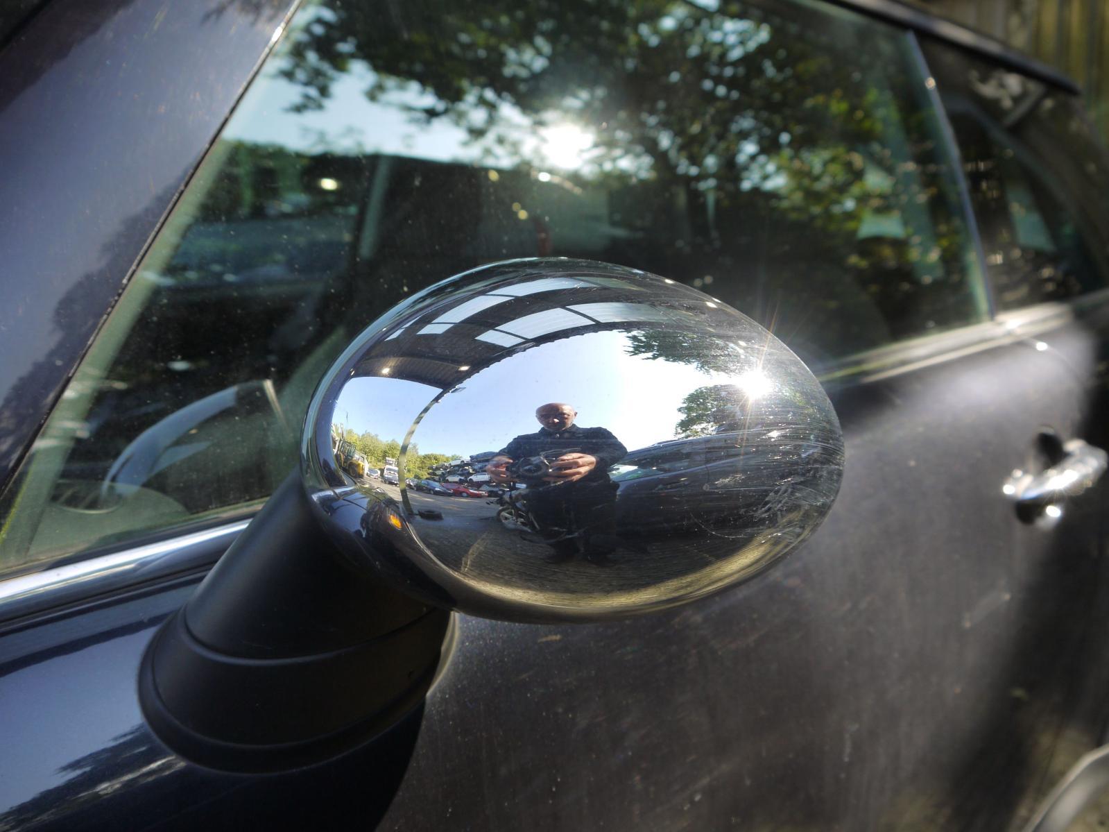 View Auto part L Door Mirror MINI (BMW) MINI 2007