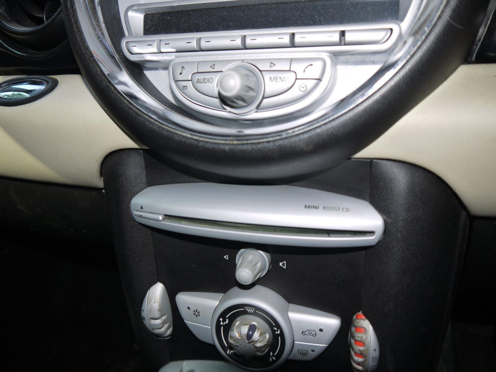 View Auto part A/V Equipment MINI (BMW) MINI 2007