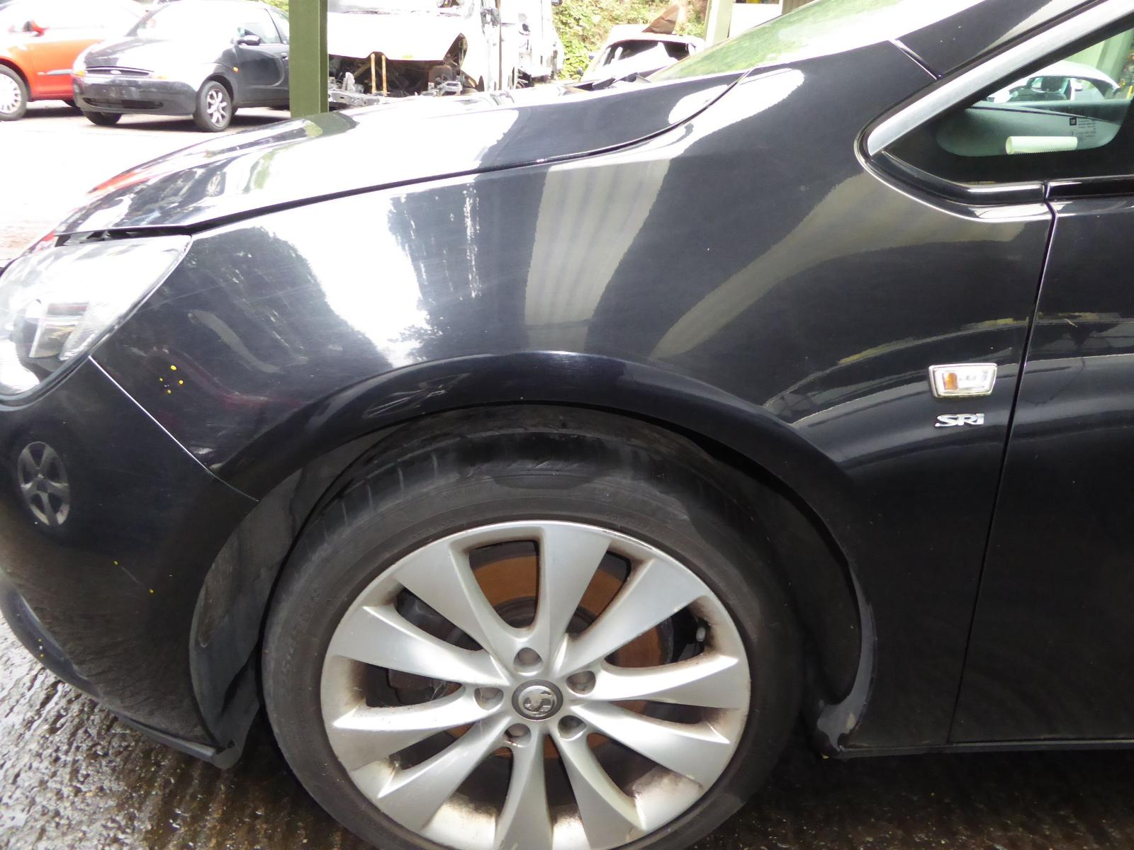 View Auto part L Wing VAUXHALL ASTRA 2012