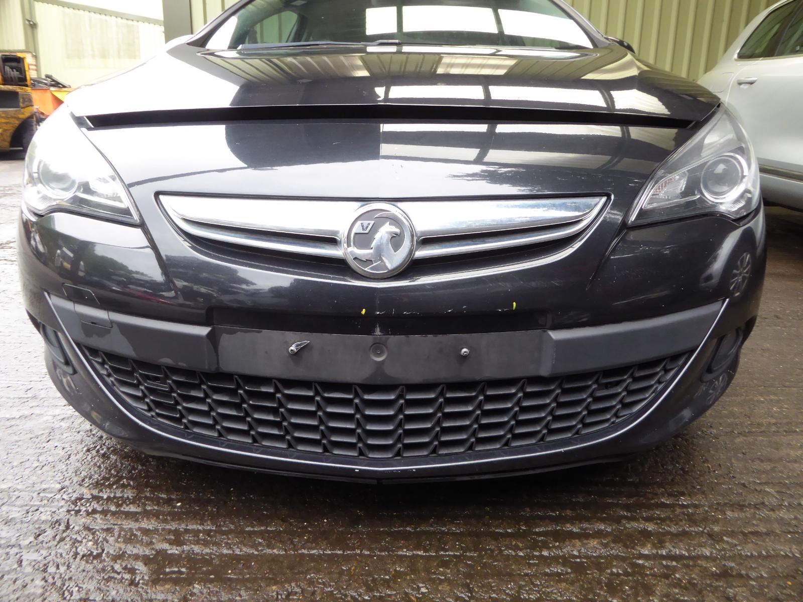 View Auto part Front Bumper VAUXHALL ASTRA 2012