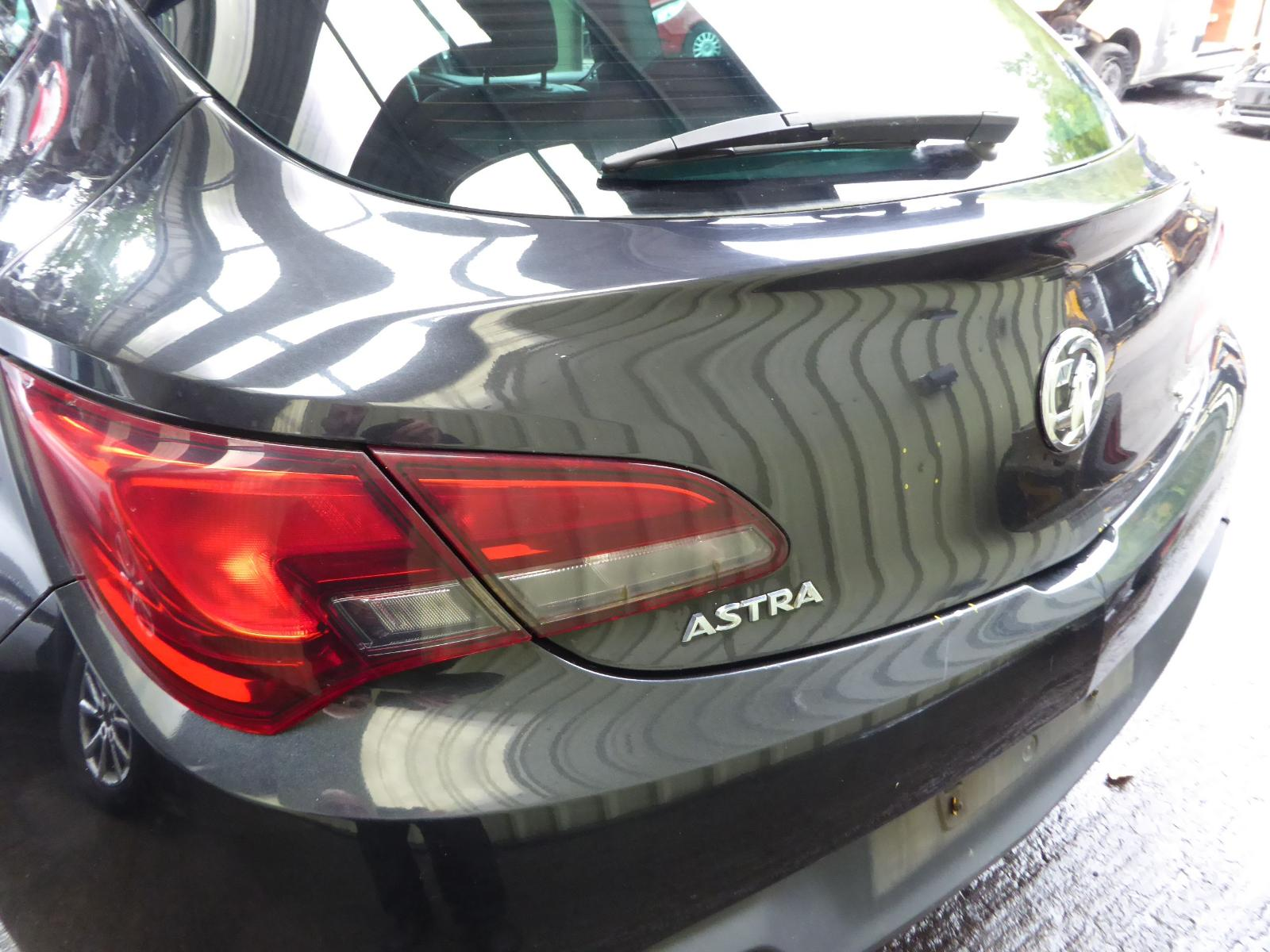 View Auto part L Taillight VAUXHALL ASTRA 2012