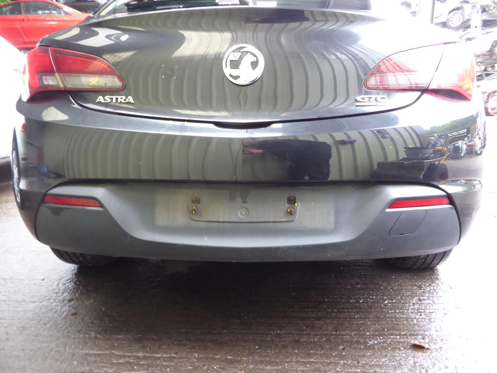 View Auto part Rear Bumper VAUXHALL ASTRA 2012