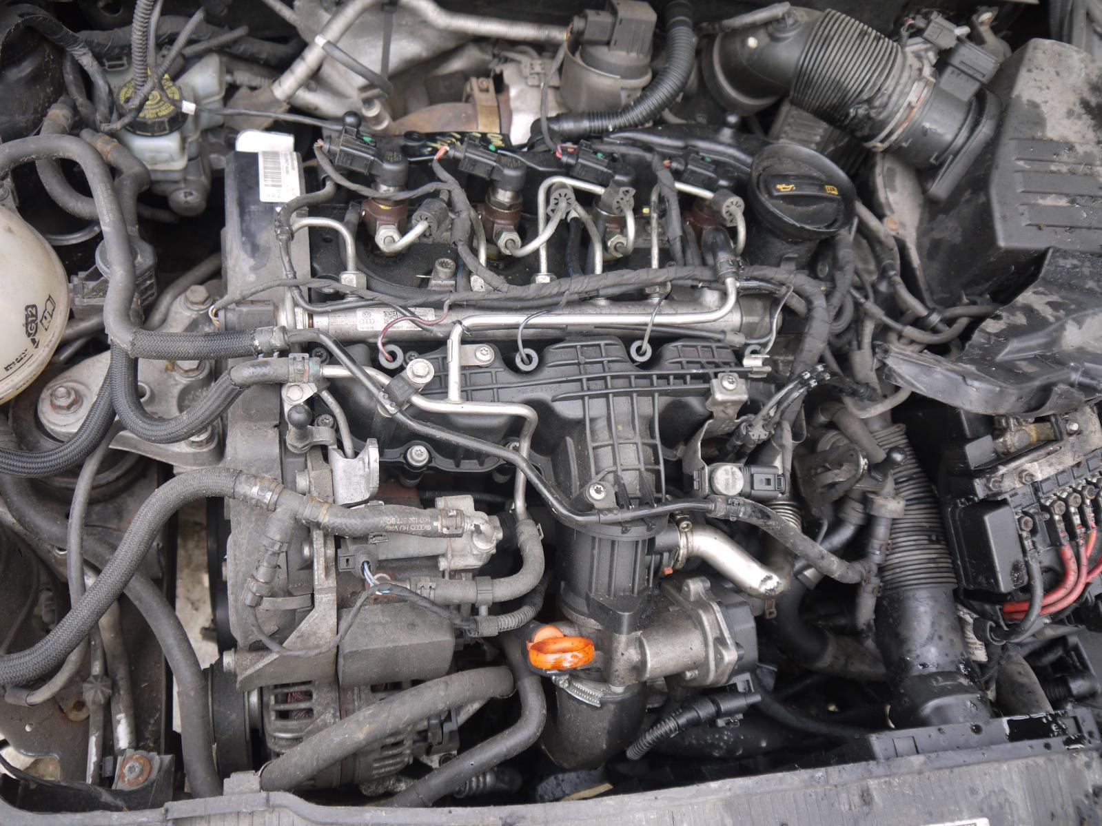 View Auto part Engine SEAT IBIZA 2011