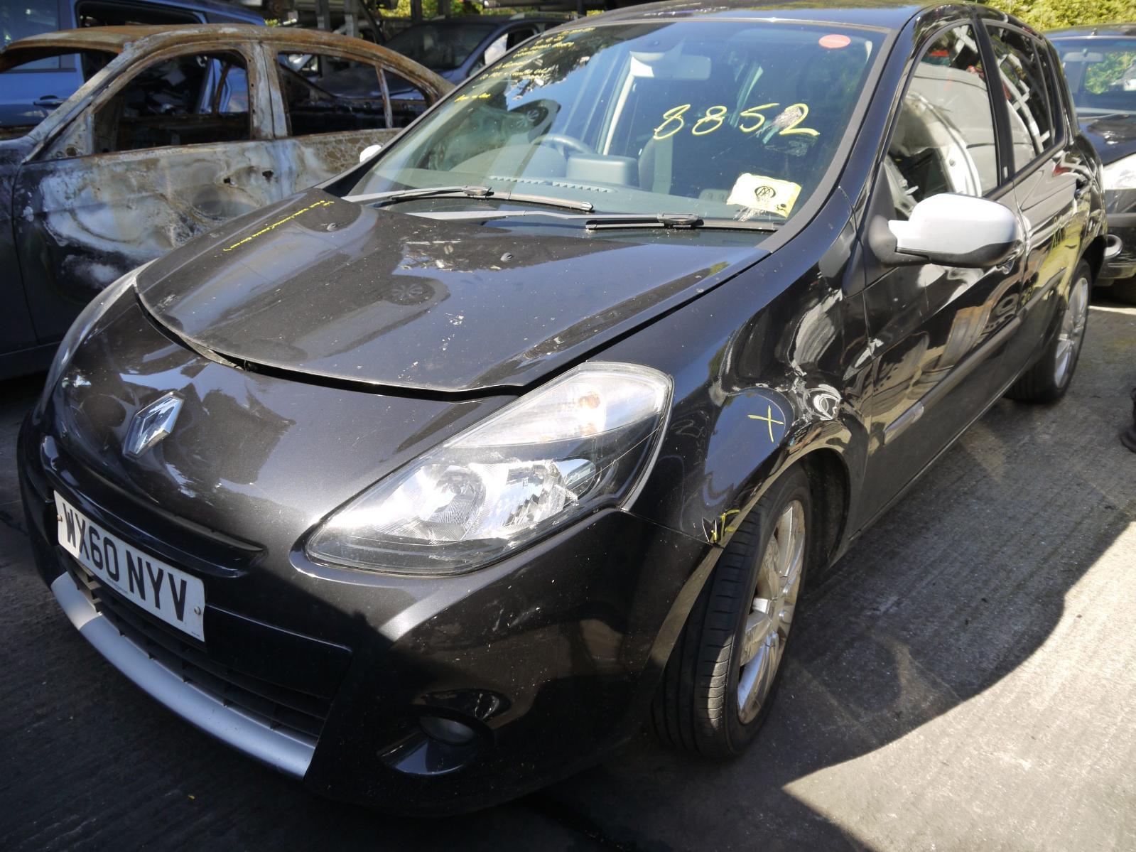 View Auto part Throttle Body RENAULT CLIO 2010