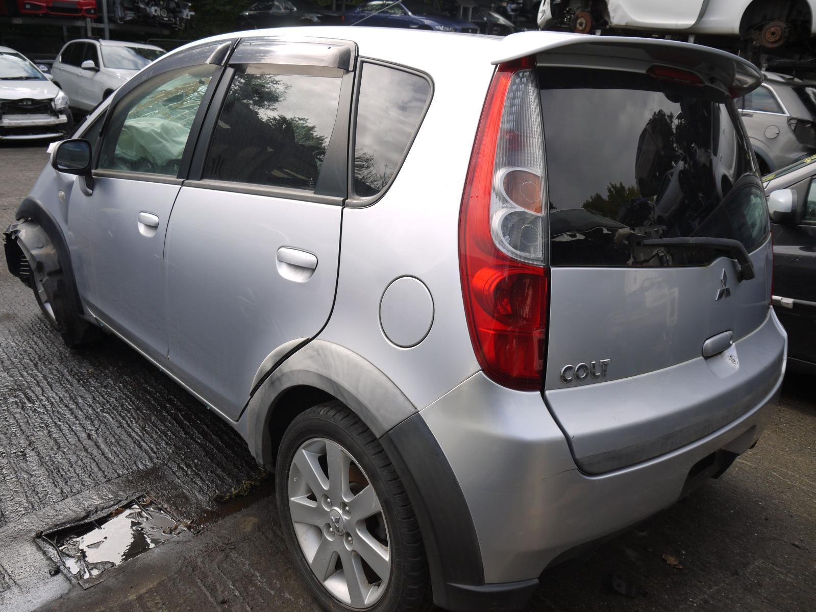 View Auto part Rear Dead Axle (FWD) MITSUBISHI COLT 2006