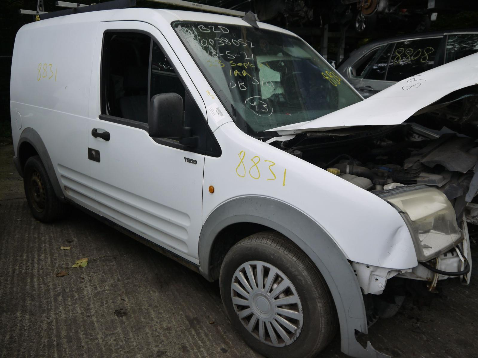 View Auto part RF Door Window FORD TRANSIT CONNECT 2008