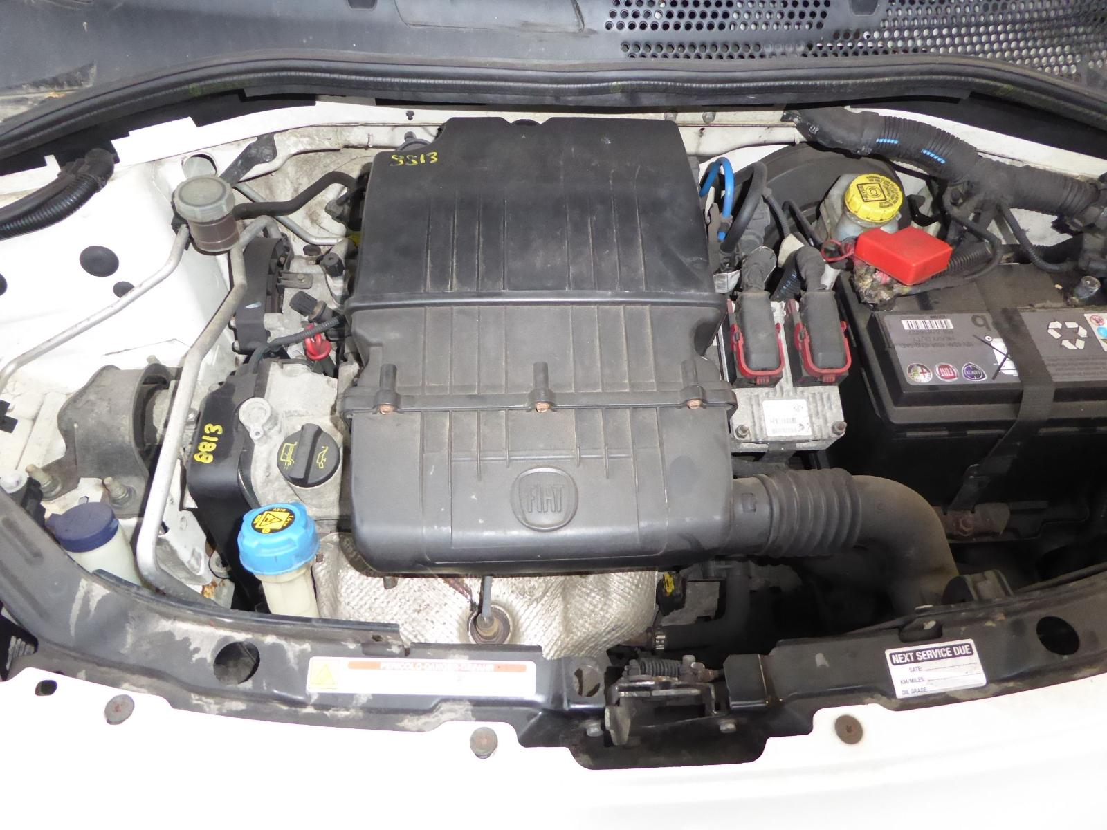 View Auto part Engine FIAT 500 2012