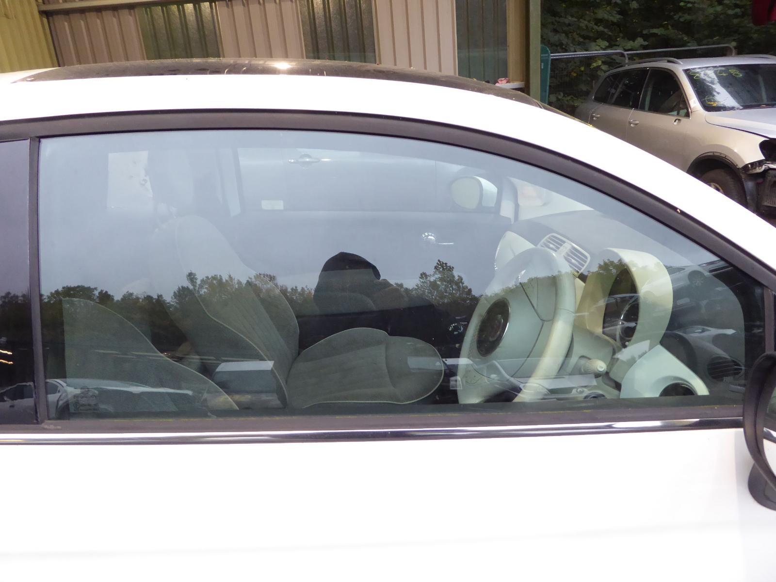 View Auto part RF Door Window FIAT 500 2012