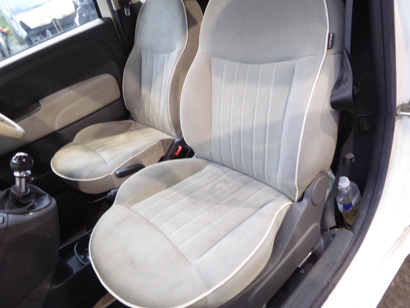 View Auto part Front Seat FIAT 500 2012