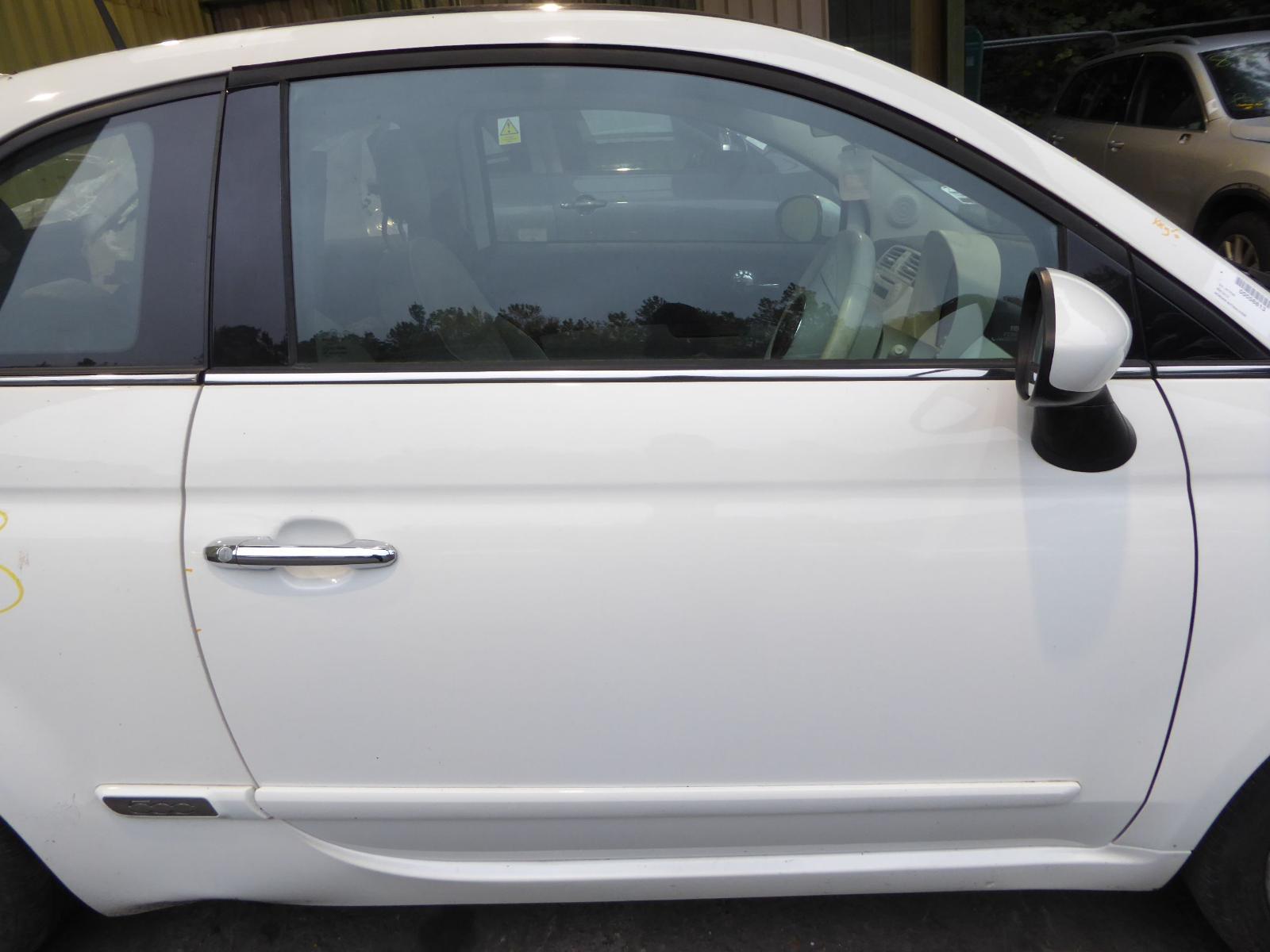 View Auto part R Front Door FIAT 500 2012