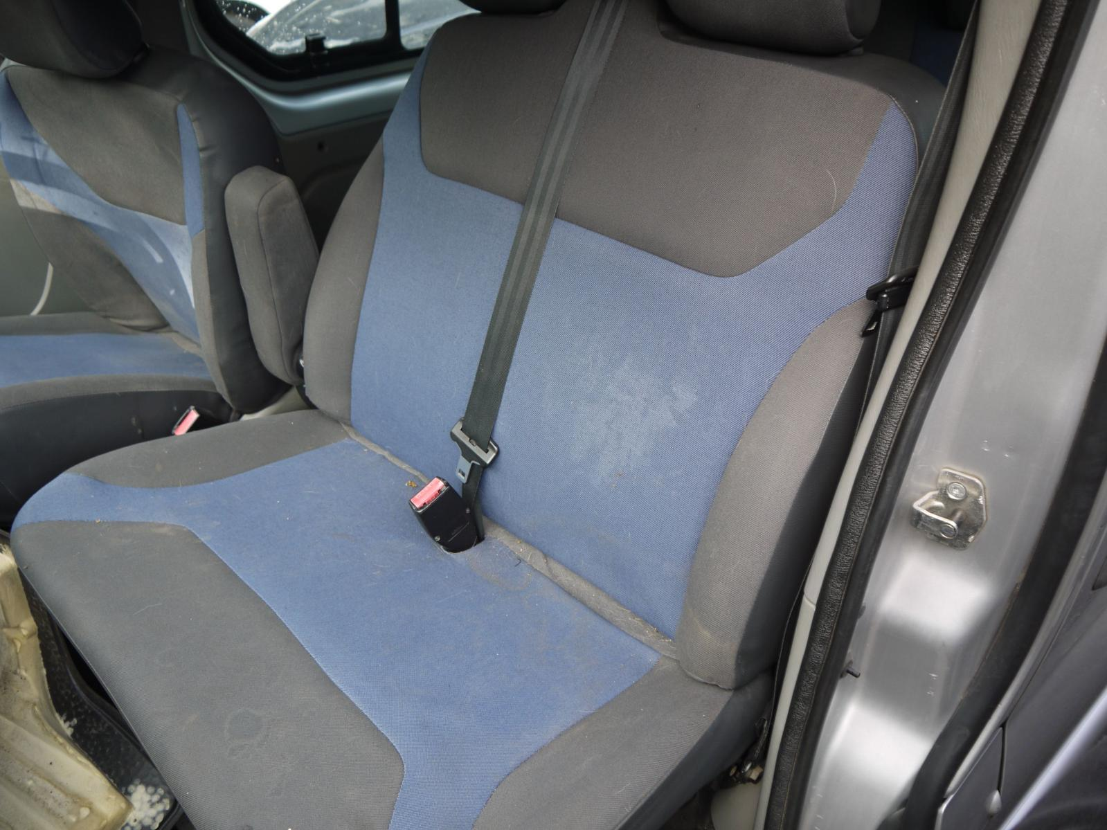 View Auto part Front Seat RENAULT TRAFIC 2011