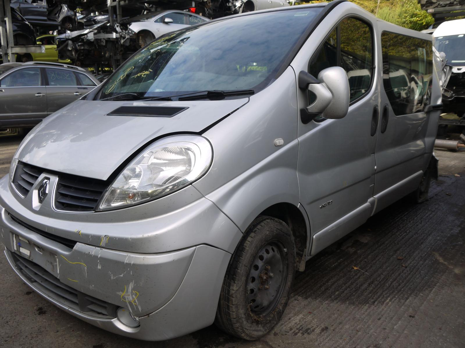 View Auto part Catalytic Converter RENAULT TRAFIC 2011