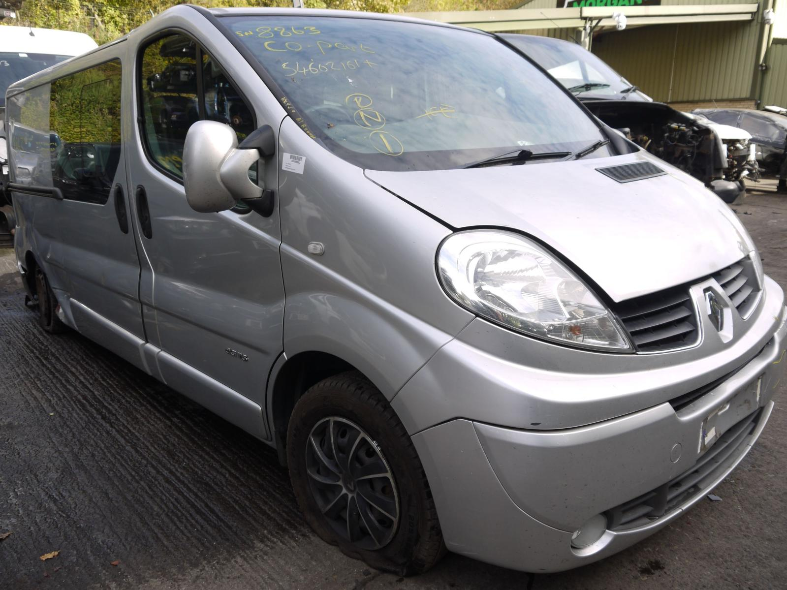 View Auto part Engine Cooling Motor RENAULT TRAFIC 2011