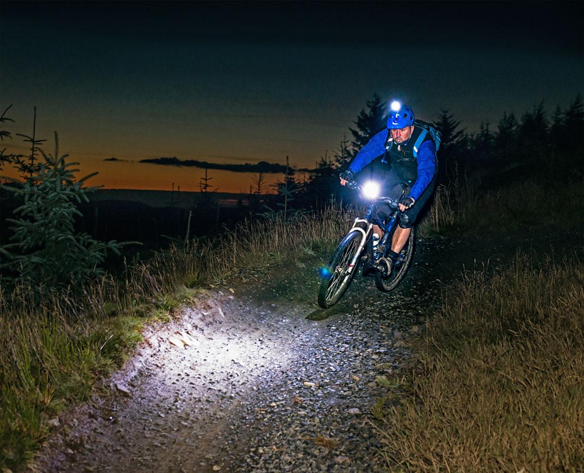 Cykelbelysning för alla tillfällen