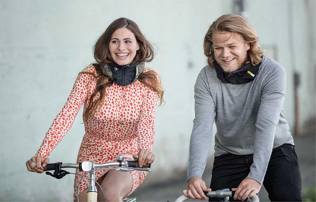 Hövding - Cykelhjälm Airbag