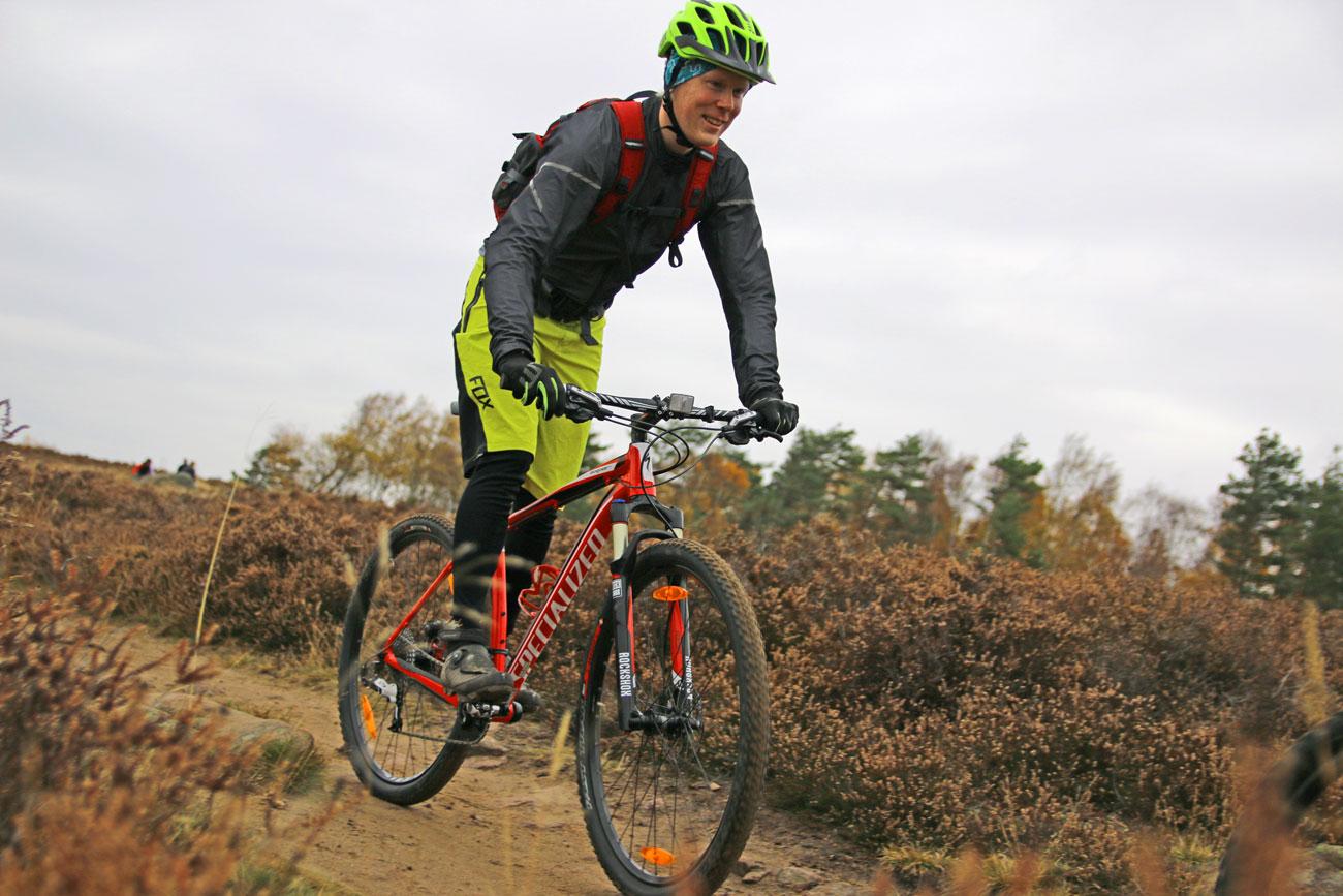 Måste jag ha en dyr mountainbike för att ha kul?