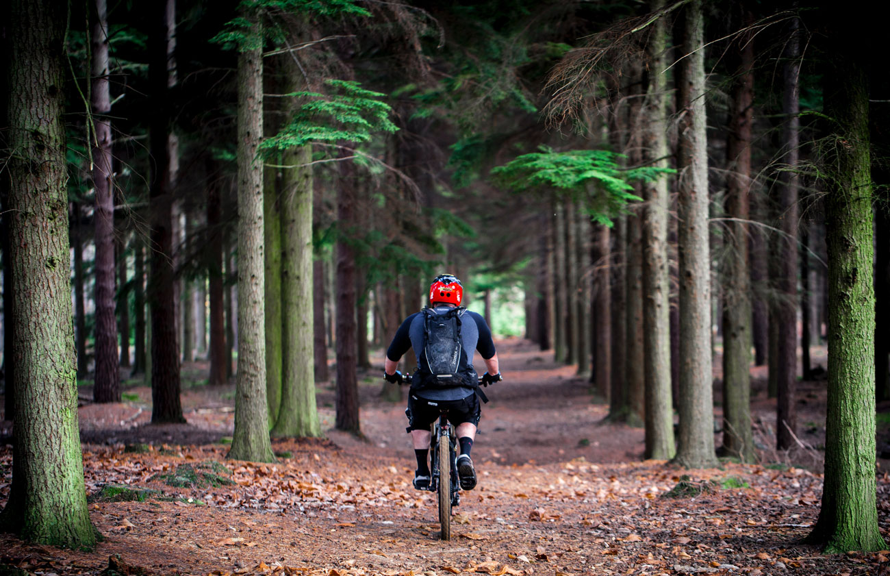 Kolfiber- eller aluminiumram till Mountainbike? Sportson Svara