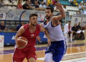 Tommaso Baldasso Brindisi - Virtus Roma Torneo di Rieti Rieti 23/09/2018 Foto Ciamillo-Castoria