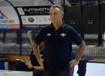 Piero Bucchi Brindisi - Virtus Roma Torneo di Rieti Rieti 23/09/2018 Foto Ciamillo-Castoria