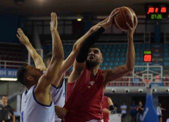 Aristide Landi Brindisi - Virtus Roma Torneo di Rieti Rieti 23/09/2018 Foto Ciamillo-Castoria